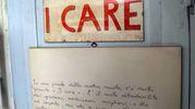 """La comunità di Barbiana: lo storico """"I Care"""" di don Milani (Fotocronache Germogli)"""