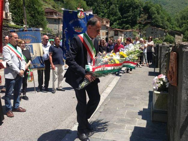 La commemorazione a 21 dall'alluvione dell'Alta Versilia