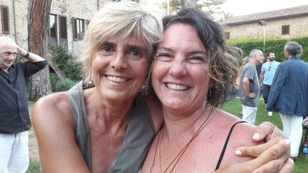 Camilla Tolomei e Totta Piccini