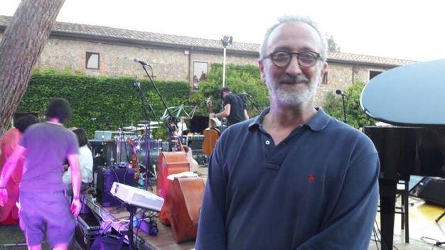 Il regista Francesco Tavassi