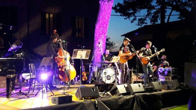 Il quartetto Musica da ripostiglio