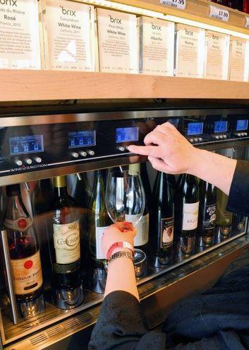 Il metodo di servizio al bicchiere