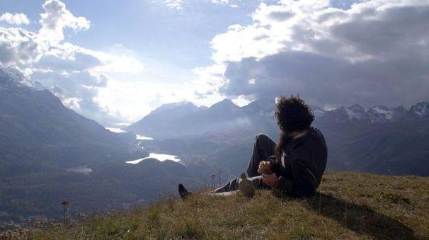 """Due scene da """"Segantini, ritorno alla natura"""""""