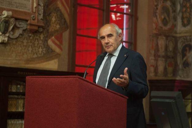 Beppe Boni, vicedirettore de il Resto del Carlino (foto Schicchi)