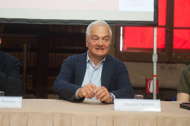 Duccio Caccioni (foto Schicchi)