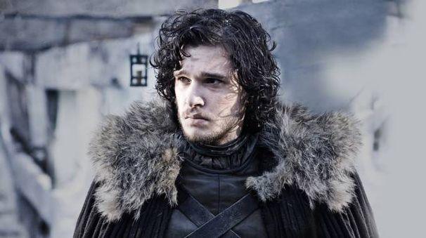 L'attore Kit Harington nei panni di Jon Snow – Foto: HBO