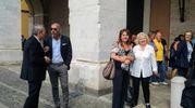 Alberto Bacchiocchi, Marina Bargnesi e Rosetta Fulvi