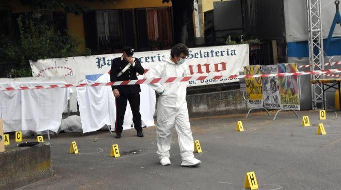 L'omicidio a Besana