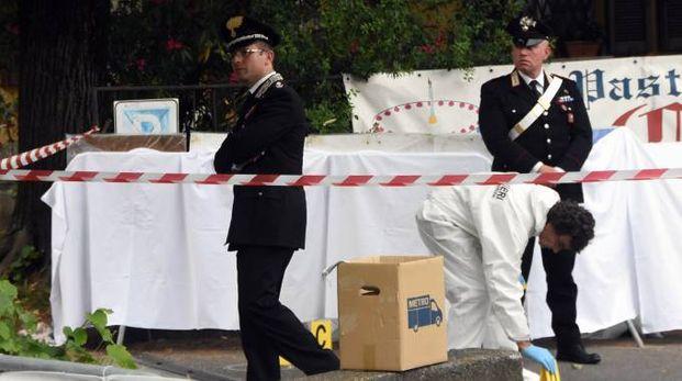 Omicidio a Besana Brianza (foto Brianza)