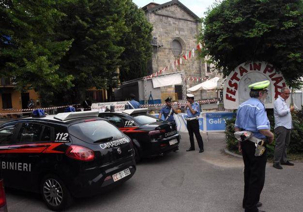 Indagano i carabinieri (Brianza)
