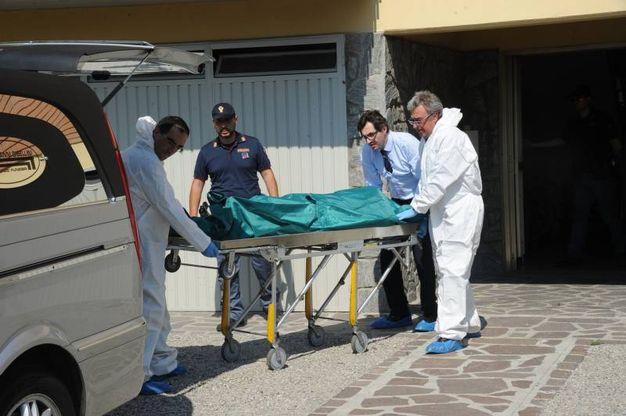 La vittima è un 60enne dirigente d'azienda (Foto Fiocchi)