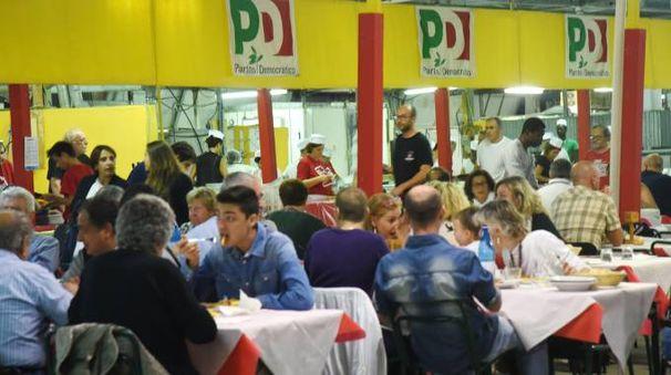 Una festa dell'Unità (Foto Schicchi)