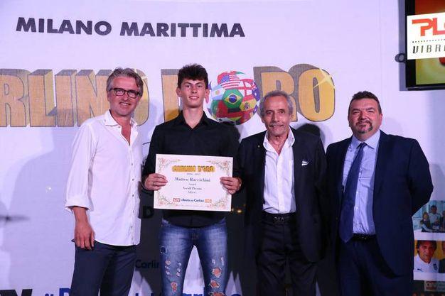 Premi ad Ascoli Piceno (foto Zani)