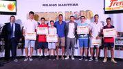 I premiati di Imola e Bologna (foto Zani)