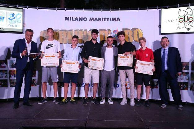 I premiati di Modena e Reggio Emilia (foto Zani)