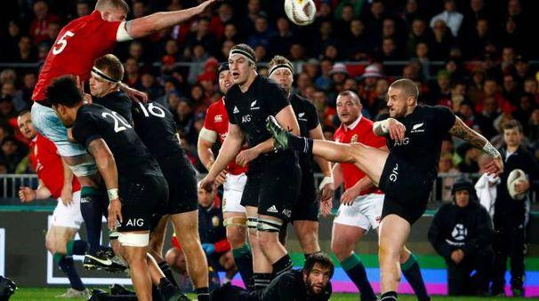 Un'immagine di rugby