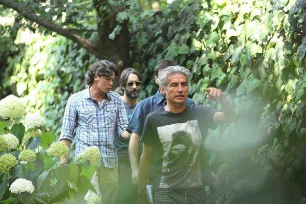 Nel film l'attore principale è Stefano Accorsi (foto Artioli)