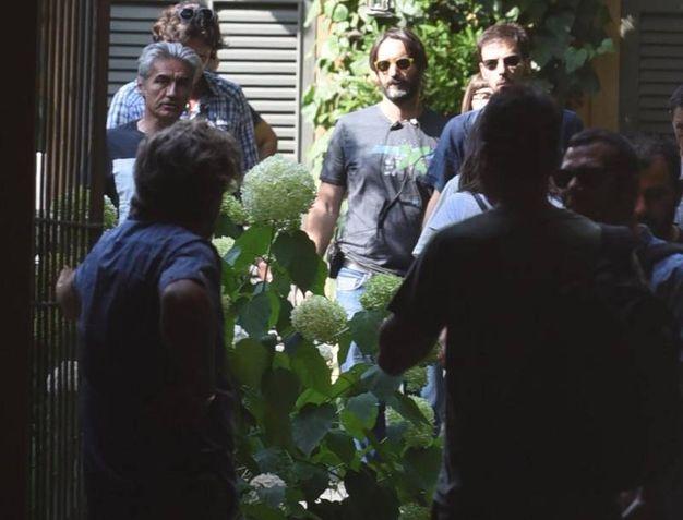 Al via le riprese di 'Made in Italy', terzo film di Ligabue (foto Artioli)