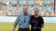 Piero Volpi con Lorenzo Marconi / Cardini