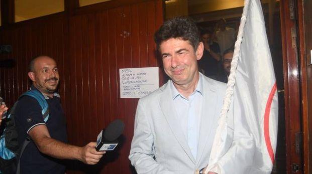 De Pasquale sorride per la vittoria (Foto Delia)