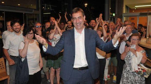 San Donato, Andrea Checchi eletto sindaco (Newpress)