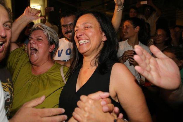Renata Tosi è il nuovo sindaco di Riccione (foto Petrangeli)