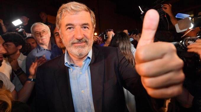 Marco Bucci, nuovo sindaco di Genova (Ansa)