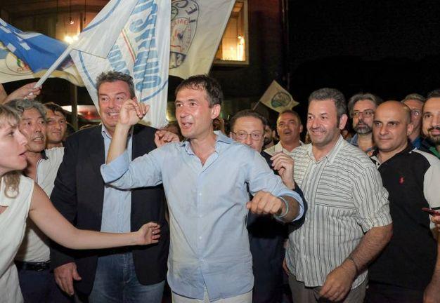 Il trionfatore delle elezioni è Di Stefano (Spf)