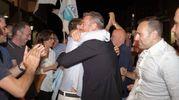 Abbracci e festa grande in piazza a Sesto (Spf)