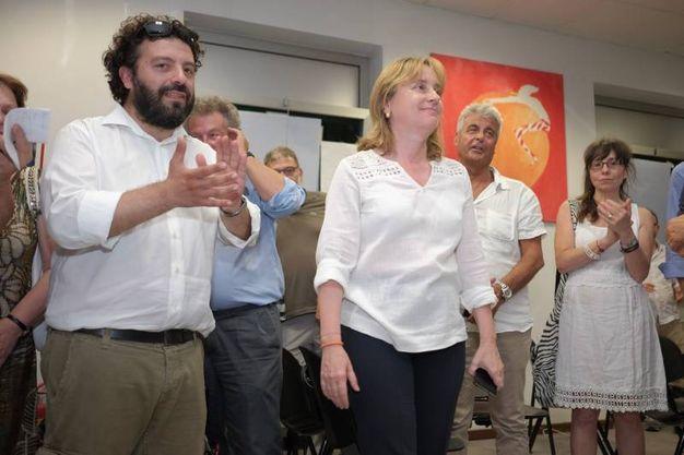 Alla gioia dei vincitori fa da contraltare la delusione del centrosinistra (Spf)
