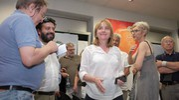 Niente riconferma per la candidata del centrosinistra (Spf)