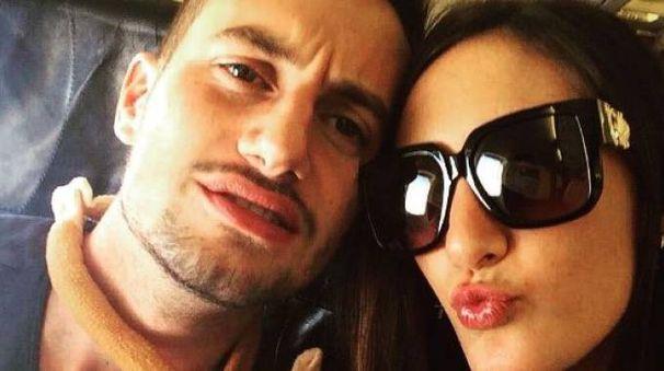 Ruben Invernizzi e Francesca Baroni (Foto Instagram)