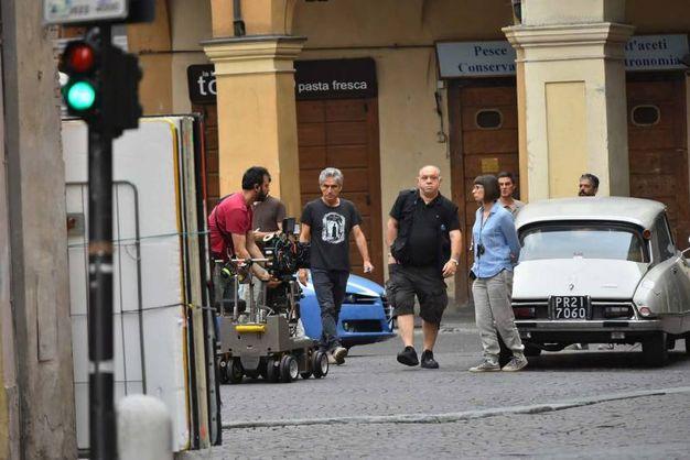 E' il terzo film di Ligabue (foto Artioli)