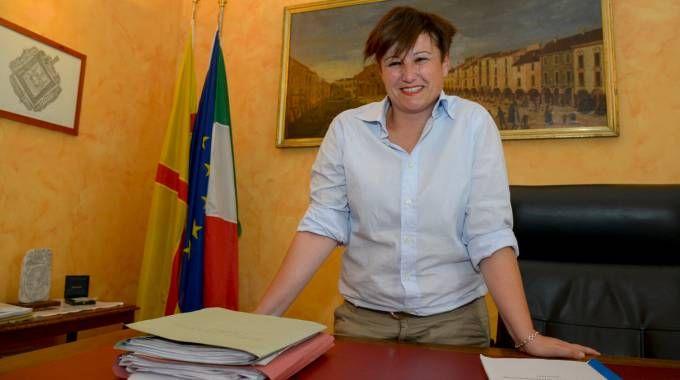 Il nuovo sindaco Sara Casanova