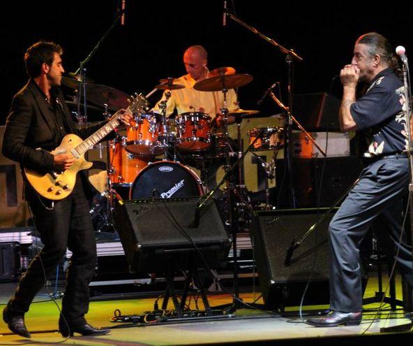 Besana, concerto blues con Fabio Treves e la sua band