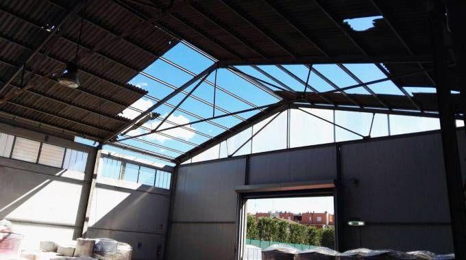 Danni al tetto Raviplast