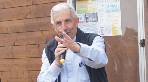 Don Armando Zappolini, parroco di Perignano