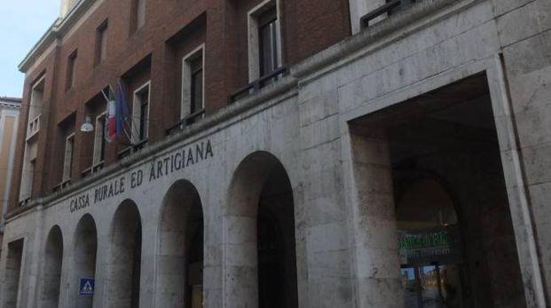 La sede centrale in corso della Repubblica