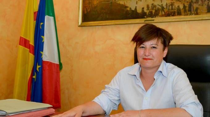 Sara Casanova in Comune (Cavalleri)