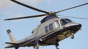Vasco è arrivato in elicottero da Rimini (foto Fiocchi)