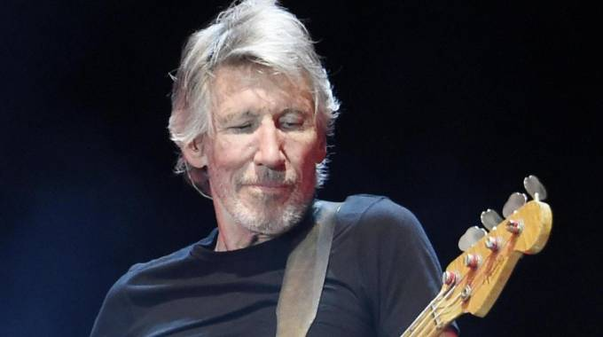 L'ex voce e bassista dei Pink Floyd Roger Waters