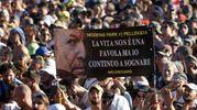 I fans di Vasco (Foto Lapresse)