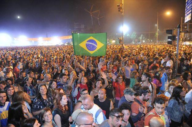 Una bandiera del Brasile (foto Fiocchi)