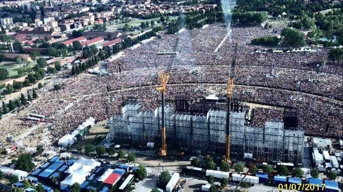 I 220mila al Modena Park
