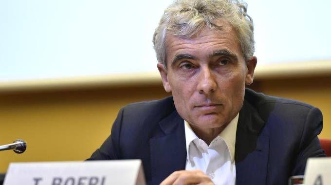 Tito Boeri, presidente dell'Inps (Ansa)