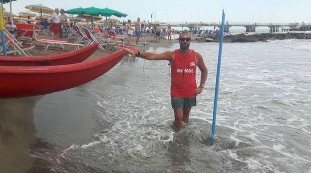 L\'ultima mareggiata si è rubata dieci metri di spiaggia - Cronaca ...
