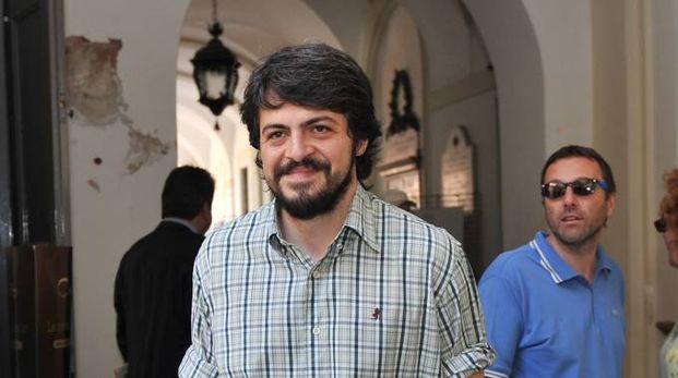 Il consigliere comunale Marco Pinti