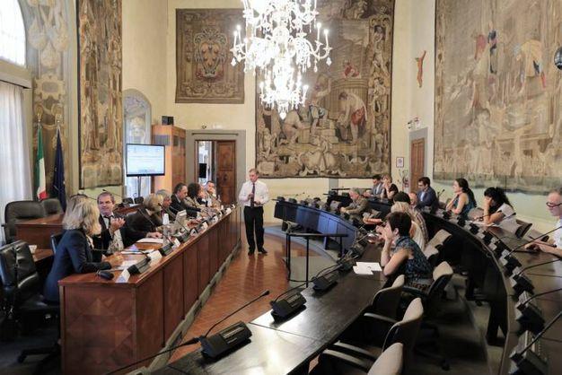 'Roadshow Città Metropolitane' a Firenze (foto di Antonello Serino, Ufficio Stampa-Met)