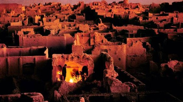 Herat, Afghanistan, 1992.
