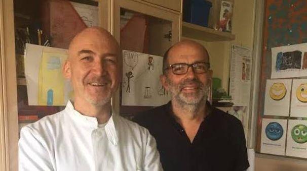Marco Zecca e Luigi Barlassina